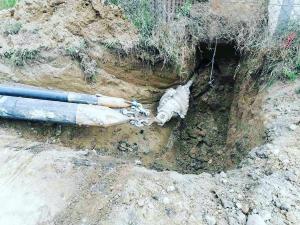 HAES - Inštalácia chráničiek pre elektrickú sieť